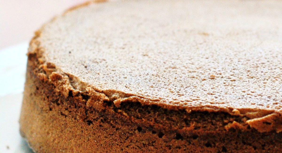 Gluten- und lactosefreier Schokokuchen