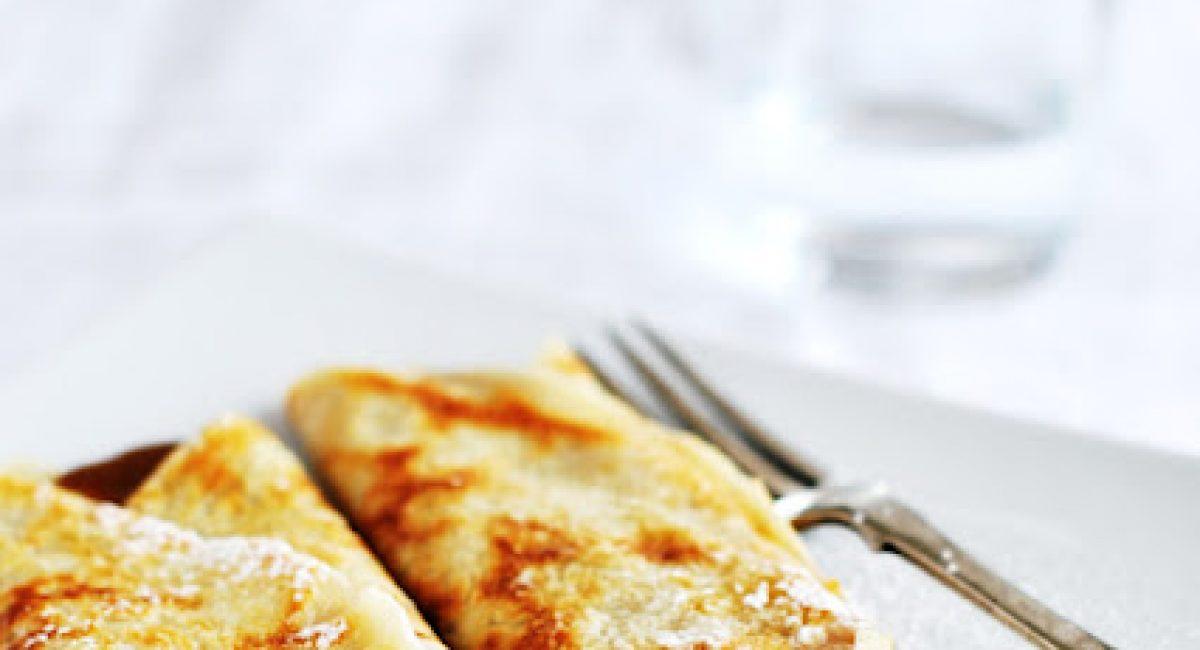 Glutenfreie Crepes mit Dulce de leche
