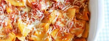 Pasta alla Sorrentina